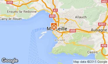 Map Marseille Apartment 101676