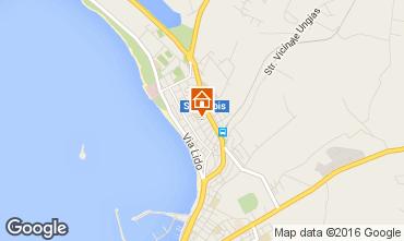 Map Alghero Apartment 65932