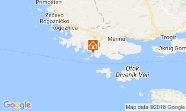 Map Trogir House 114372