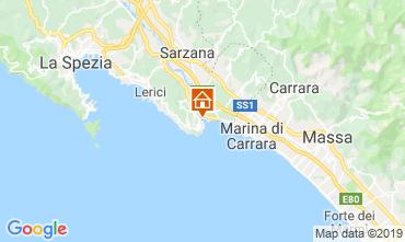 Map Lerici Apartment 47306