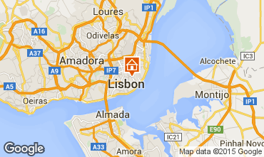 Map Lisbon Apartment 56054