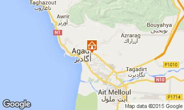 Map Agadir Villa 54307
