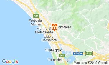 Map Camaiore House 118655