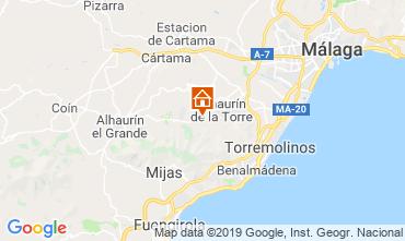 Map Málaga Villa 118579