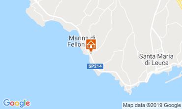 Map Santa Maria di Leuca Villa 64390