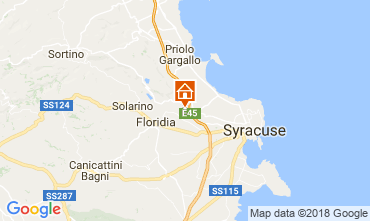 Map Syracuse Villa 115795
