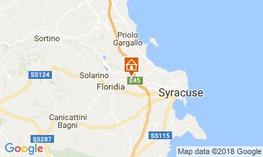 Map Syracuse Villa 115795