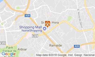 Map Porto Apartment 115948