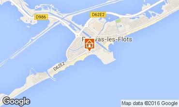Map Palavas-les-Flots Flat 6117