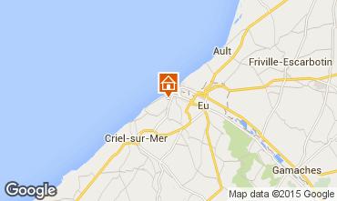 Map Le Tréport House 58208