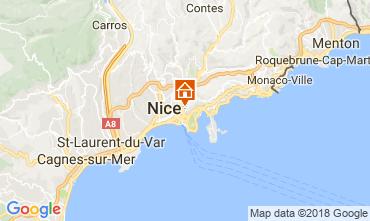Map Nice Studio apartment 114615