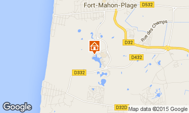Map Fort Mahon House 43450