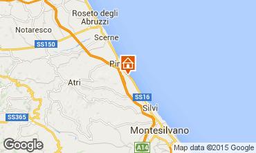 Map Pineto Apartment 75650