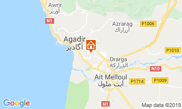 Map Agadir Apartment 120173