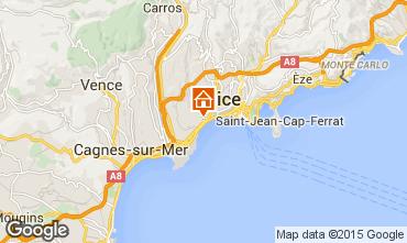 Map Nice Apartment 101412