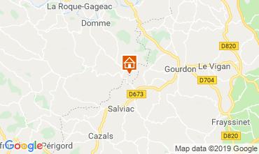 Map Sarlat House 95956