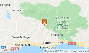 Map Torrox Villa 88509