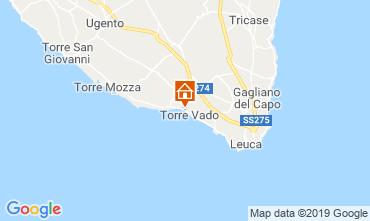 Map Torre Vado Studio apartment 117864