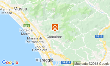 Map Camaiore House 109335