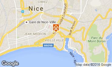 Map Nice Apartment 102844