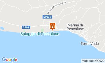 Map Pescoluse Villa 105714