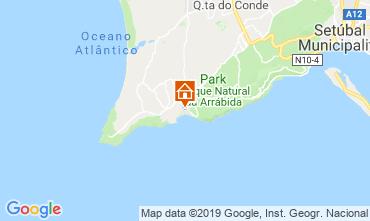 Map Sesimbra Apartment 117858