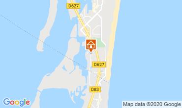 Map Port Leucate House 70434