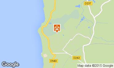 Map Wimereux House 102074
