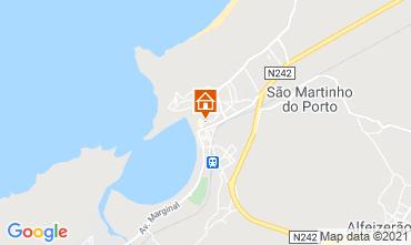 Map São Martinho do Porto Apartment 47008