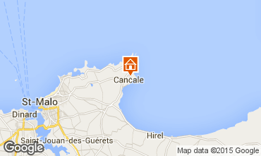 Map Cancale House 76369