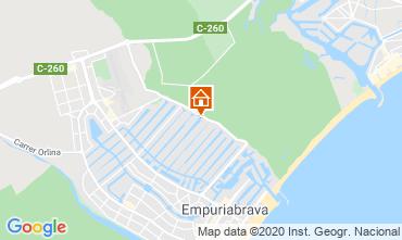 Map Empuriabrava Villa 97067