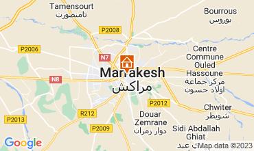 Map Marrakech House 32686