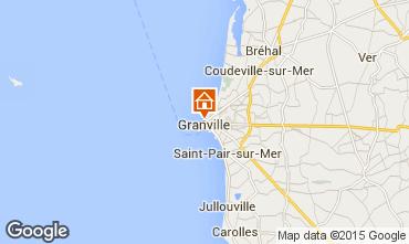 Map Granville Apartment 45926