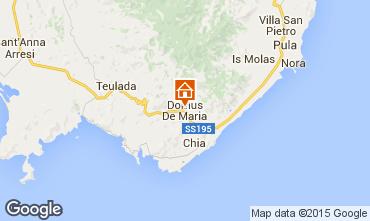 Map Chia Apartment 61195