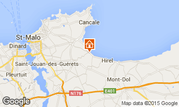 Map Cancale House 17971