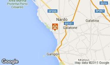 Map Gallipoli Apartment 78894