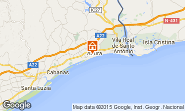 Map Altura House 55076