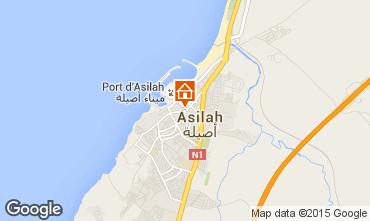 Map Asilah Apartment 88534