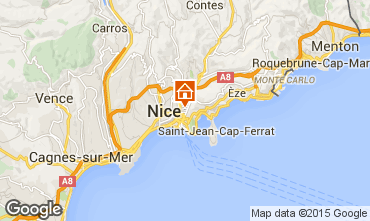 Map Nice Studio apartment 97687