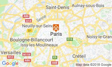 Map PARIS Apartment 115578