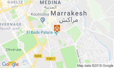 Map Marrakech B&B 119627