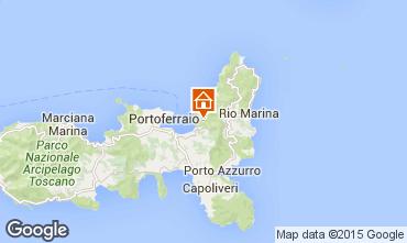 Map Portoferraio Apartment 49418