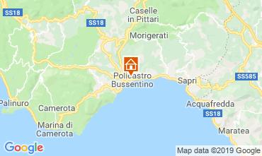 Map Policastro Bussentino Apartment 72779