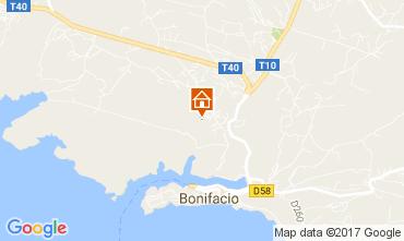 Map Bonifacio Apartment 108122