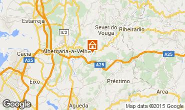 Map Aveiro Apartment 18663