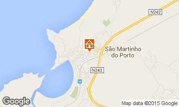 Map São Martinho do Porto Apartment 98974