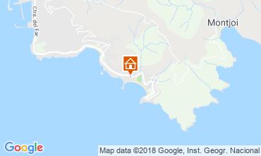 Map Rosas House 117495