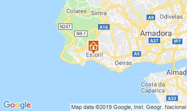 Map Cascais Villa 97072