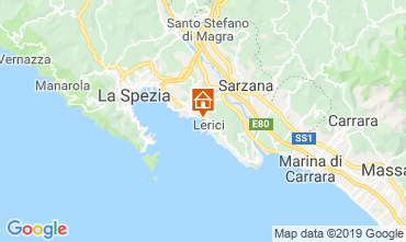 Map Lerici Apartment 47626