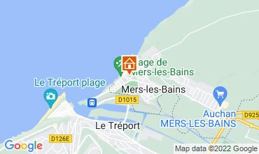 Map Mers Les bains Studio apartment 90510
